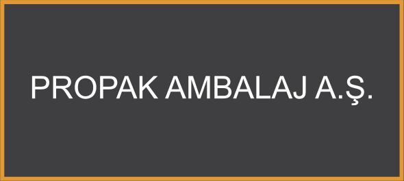 Propak Ambalaj A.Ş