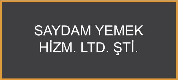Saydam Yemek Hizm. Ltd. Şti.