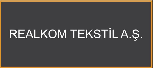 Realkom Tekstil A.Ş